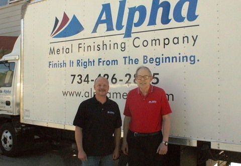 Pickup and Delivery from Alpha